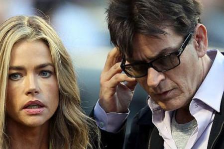 Deniz Ričards i Čarli Šin: Nakon razvoda iz pakla usledio veliki obrt