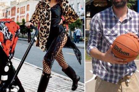 Jelisaveta i Teo uživaju u Los Anđelesu, a društvo im pravi poznati voditelj (foto)