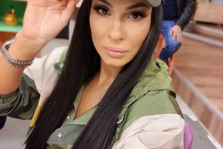 Mia Borisavljević odgovorila na prozivke zbog haljine