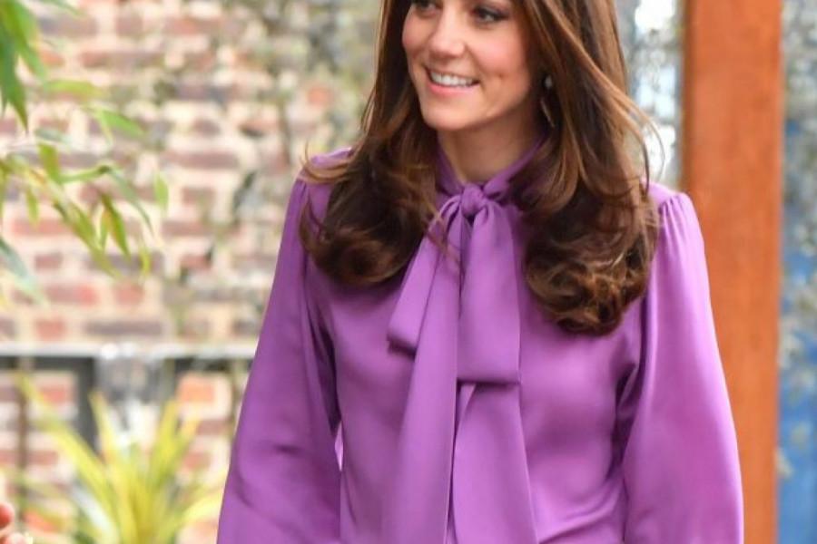 Neočekivano za kraljicu stila: Kakav modni gaf je napravila vojvotkinja Kejt (foto)