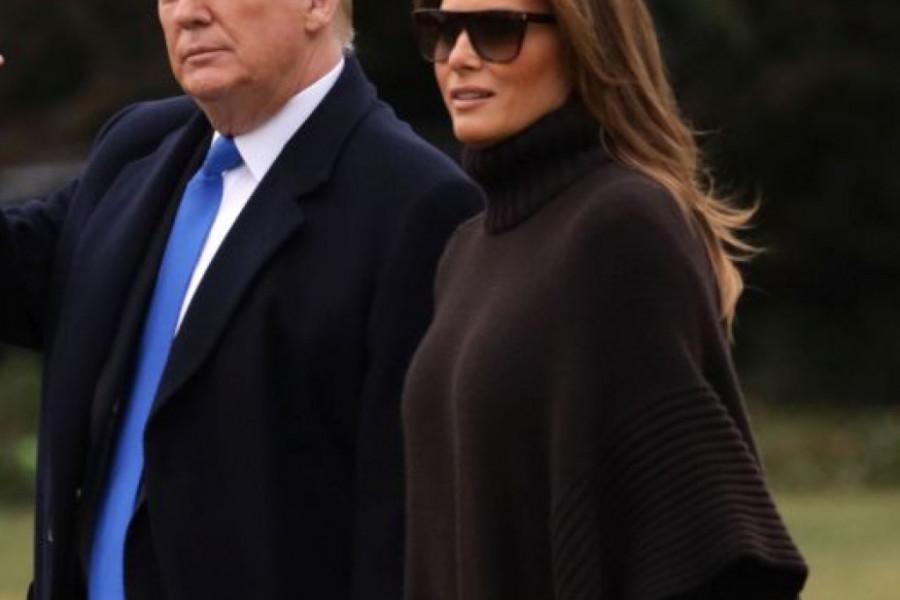 Ima li Amerika dve prve dame: Šta Donald Tramp kaže o Melanijinoj zameni