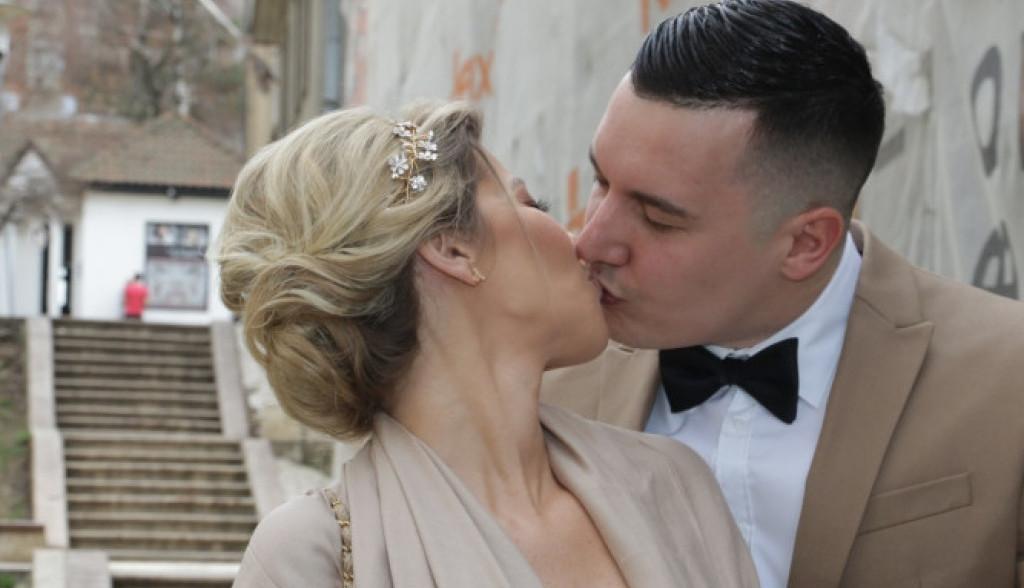 Tajna originalne i nesvakidašnje venčanice Danijele Karić