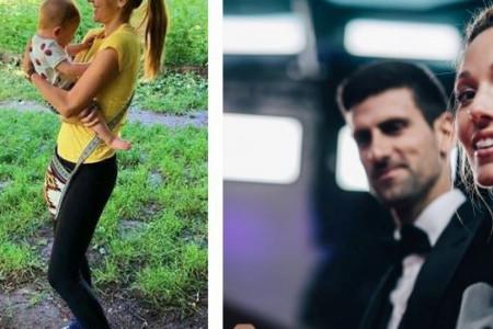 Jelena Đoković: Roditeljstvo vas potpuno prodrma, to je ogroman šok