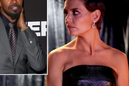 Poraz Kejti Holms: Ponašanje Džejmija Foksa na zabavi posle Oskara je svima zapalo za oko (video)