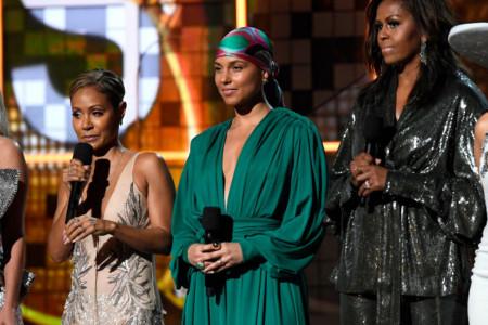 Ališa Kiz i četiri fantastične dame otvorile dodelu Gremi nagrada: Muzika je ono što nas spaja! (video)