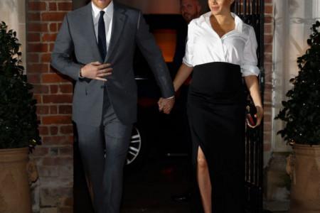 Prvi put zajedno na crvenom tepihu: Megan Markl i Princ Hari blistali u Londonu