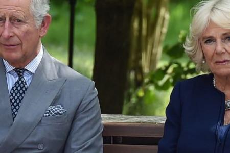 Na pomolu skandal na dvoru: Princ Čarls i Kamila imaju tajnog sina? (video)