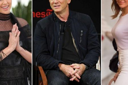 13 glumaca i poznatih ličnosti na sceni: Dženifer Lopez, Šarliz Teron i Danijel Krejg među voditeljima dodele Oskara