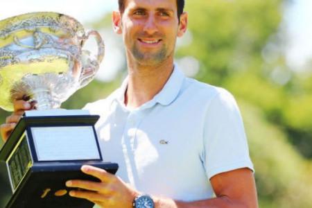 Trenuci vredniji od trofeja: Novakovo iznenađenje za Taru i Stefana (video)