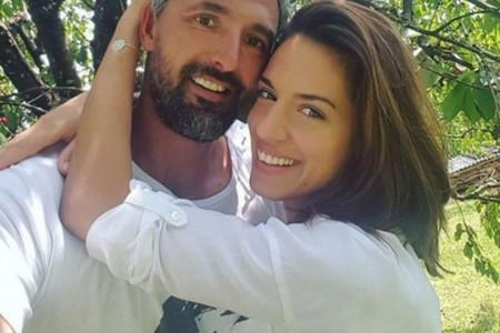 Nives Ivanišević uživa sa sinom: Poljubac od mog malog zvrka i mene (foto)