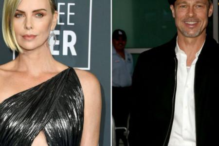 Da li je ovo najlepši par u najavi: Bred Pit u vezi sa Šarliz Teron?