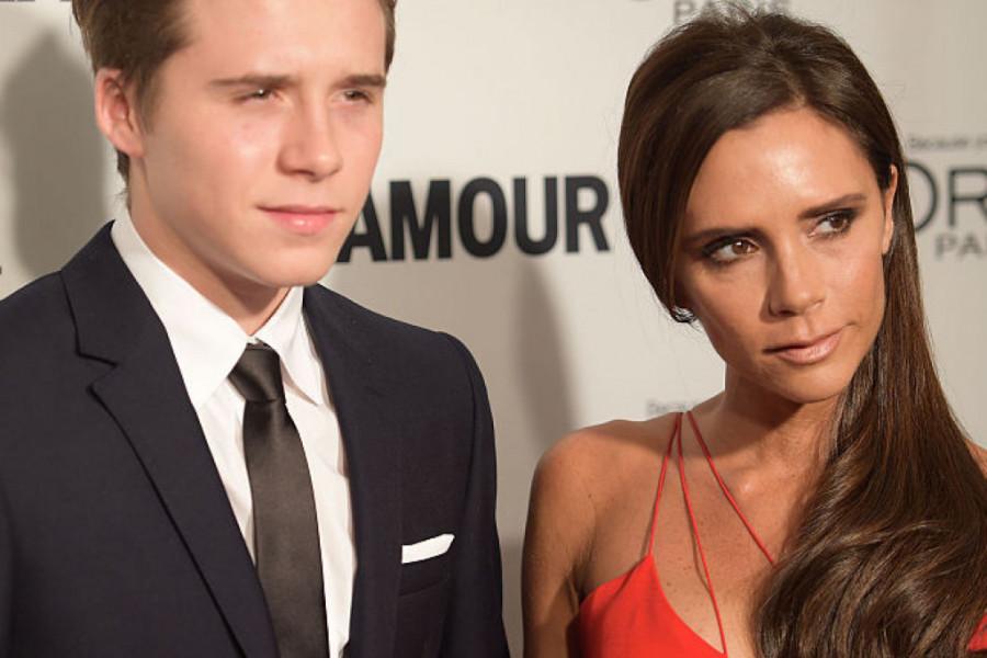 Da li je nova devojka Bruklina Bekama ista njegova majka Viktorija?