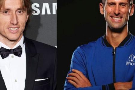 Luka Modrić o Noletu: Treba biti ponosan što na ovim prostorima imamo jednog od najvećih tenisera svih vremena
