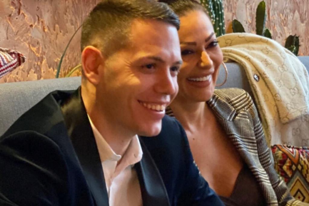 Ceca i Bogdan napustili Beograd, odmor sa malenom Iskrom može da počne (video)