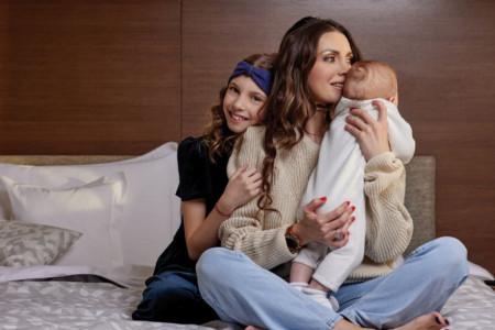 """Jelena Simić ekskluzivno za """"Hello!"""" predstavlja četvoromesečnog sina Aleksu"""