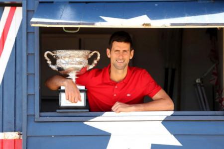 Čestitke pristižu sa svih strana: Naš Novak je još jednom dokazao da je najbolji na svetu