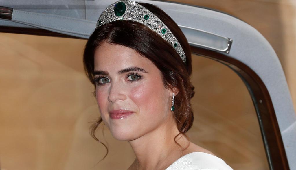 Kraljevska beba: Princeza Evgenija predstavila naslednika (foto)