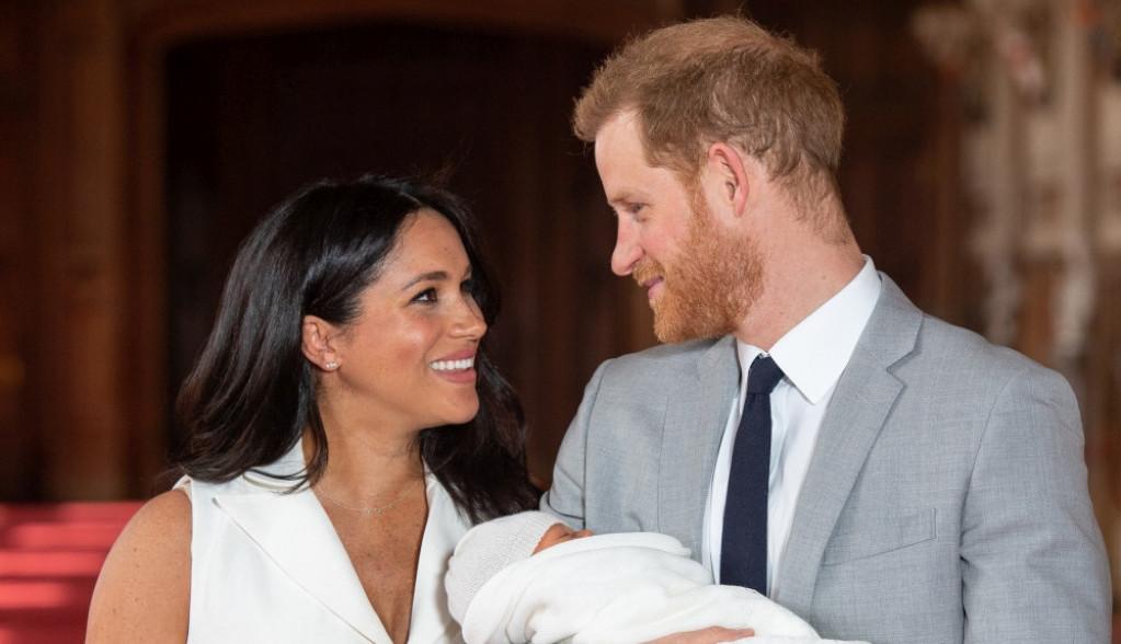 Pol bebe Harija i Megan više nije tajna, Arči dobija...