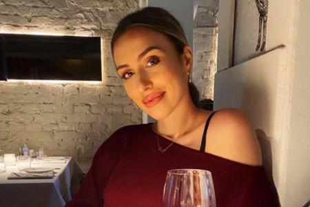 Blogerka Anastasija Đurić srećne vesti potvrdila prelepom fotografijom, čestitke samo pristižu
