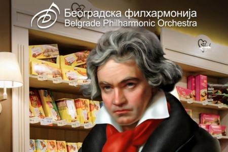 """""""Ja Volim Štark"""" prodavnice se priključuju akciji Beogradske filharmonije """"Muzika svuda"""""""