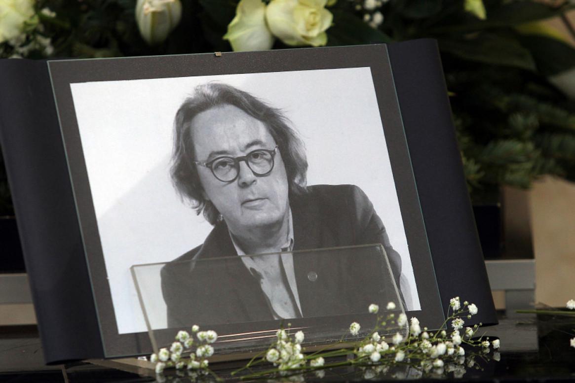 Sanja Ilić sahranjen pored bivše supruge Zlate, sin Andrej neutešan (foto)