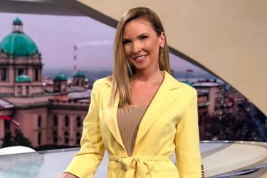 Voditeljka Bojana Bojović otkriva: Ovaj savet Jovane Joksimović zlata vredi