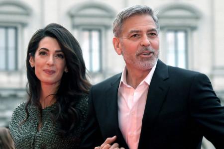 Ponovo problemi u braku: Amal Kluni ljubomorna na nju?