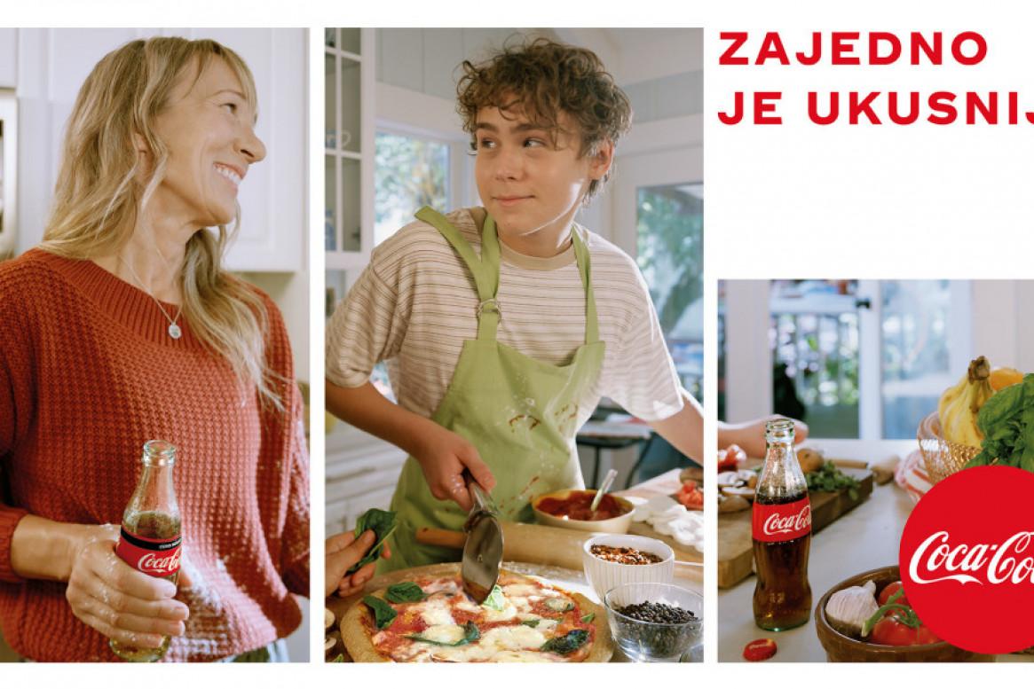 """""""Zajedno je ukusnije"""" - nova Coca-Cola kampanja okuplja porodicu i prijatelje"""