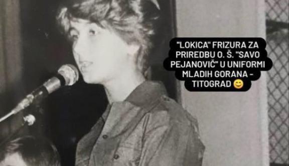 Prepoznajete li novinarku sa fotograije? Podelila je sliku iz mlađih dana, komplimenti se samo nižu