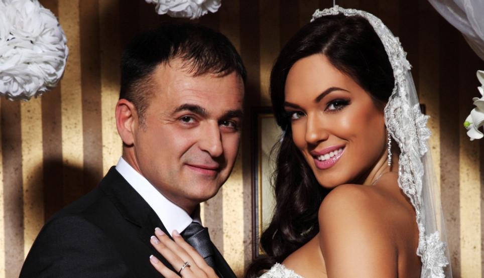 Druga strana medalje: Te 2012. godine Nina Radulović i Branislav Lečić živeli su pravu bajku