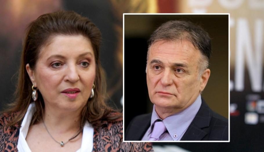 Mirjana Karanović izričita: Odbijam da igram sa Branislavom Lečićem