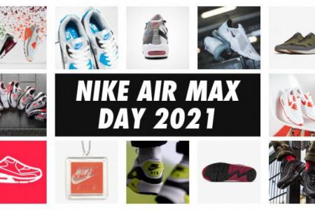 AIR MAX DAY- Dan koji je istoriju patika promenio zauvek