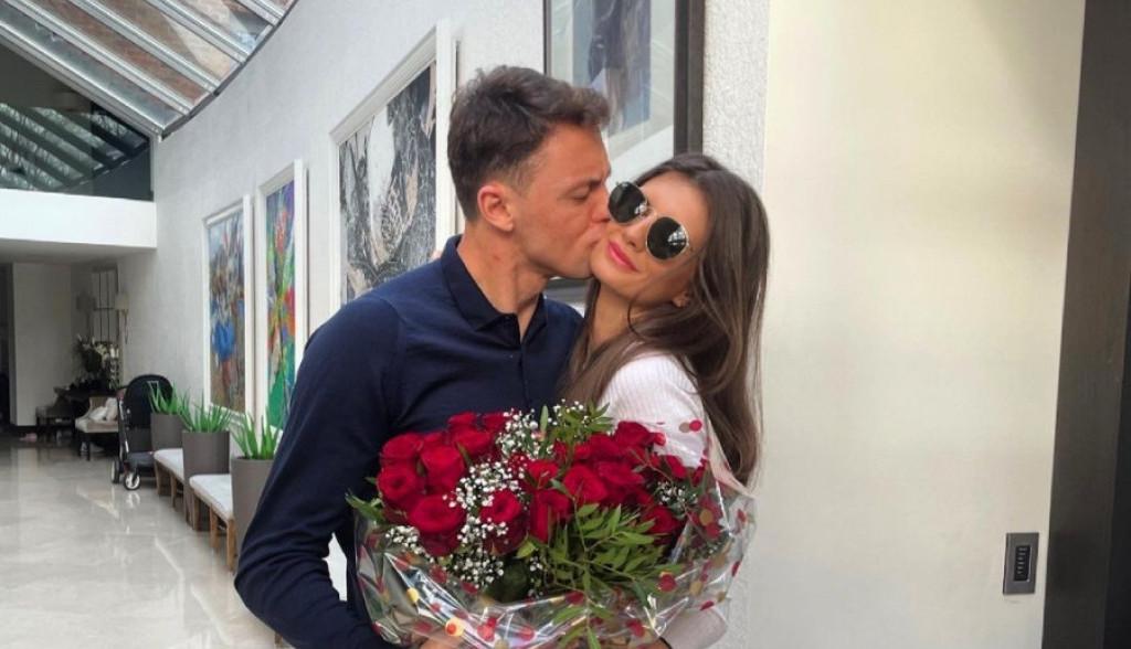 Supruga Nemanje Matića objavila divne vesti: Srećna sam i zbunjena