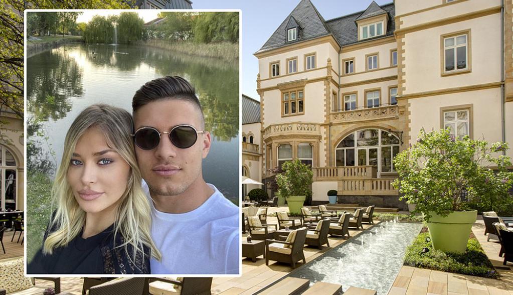 Zavirite u luksuznu vilu Kenedi, u kojoj će Sofija i Luka provesti narednih pet meseci (foto)