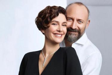 Berguzar Korel i Halit Ergenč čekaju treće dete, glumica prekinula snimanje serije