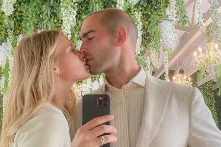 Udala se manekenka Ceca Živojinović, bivša devojka Aleksandra Radojičića (foto)
