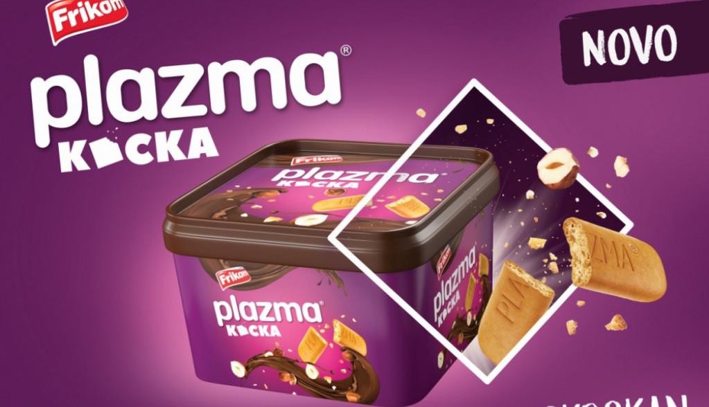 Sladoled skockan za uživanje – Plazma Kocka sladoled!