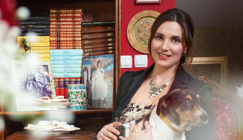 Smatraju je jednom od najlepših srpskih glumica, a ovo je Milica Milša bez šminke (foto)
