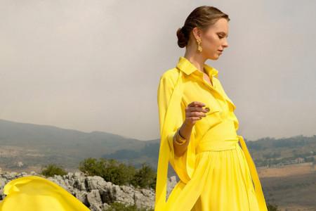 Sunčana strana ormana: Žuta je hit boja proleća