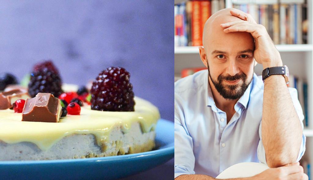 Nedelja je dan za gastro-greh: Kinder torta Slobe Stefanovića će vas oduševiti