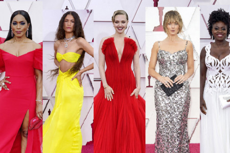 Mala crna haljina poslata u istoriju: Moda na crvenom tepihu 93. dodele Oskara podelila javnost (foto)
