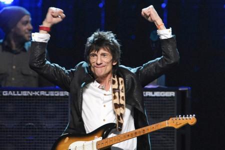 """Legendarni gitarista """"Rolingstonsa"""" Roni Vud saopštio vest koja je mnoge rasplakala"""