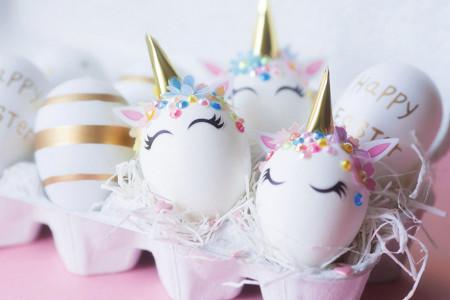 Farbanje jaja u poslednji čas: Mašta je sve što vam je potrebno