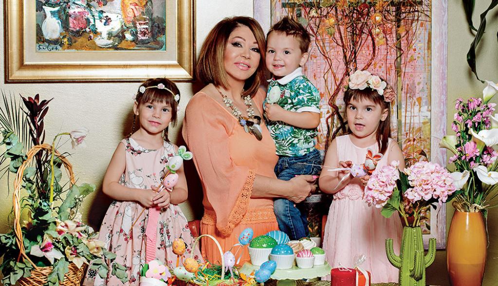 Srećan Uskrs: Ovako se proslavlja najveći hrišćanski praznik u domovima poznatih (foto)