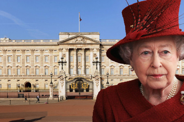 Kraljica Elizabeta napušta Bakingemsku palatu