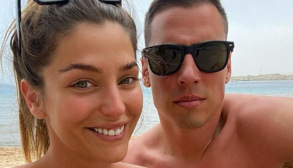 """""""Nije normalno koliko ste lepi i zgodni"""": Anđela Jovanović i Mihail Dudaš zapalili Instagram slikama u kupaćem"""