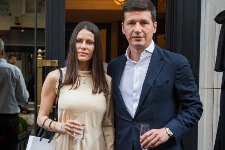 Marko Pantelić (ne) krije ženu: Svi komentarišu prelepu Tijanu, nekadašnjem fudbaleru rodila je dve ćerke neobičnih imena (foto)