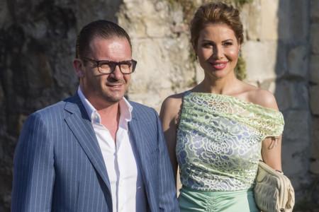 Aneta i Peđa Mijatović proslavili 21 godinu ljubavi, pogledajte kako je slavni par izgledao na venčanju (foto)
