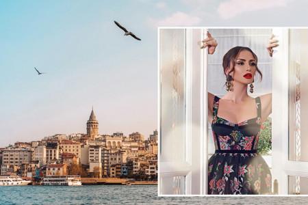 Suptilan luksuz sa pogledom na Bosfor: Zavirite u elegantni istanbulski stan Emine Jahović (foto)