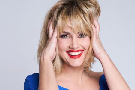 Zbogom, plavo: Tamara Krcunović sa novom bojom kose izgleda savršeno (foto)